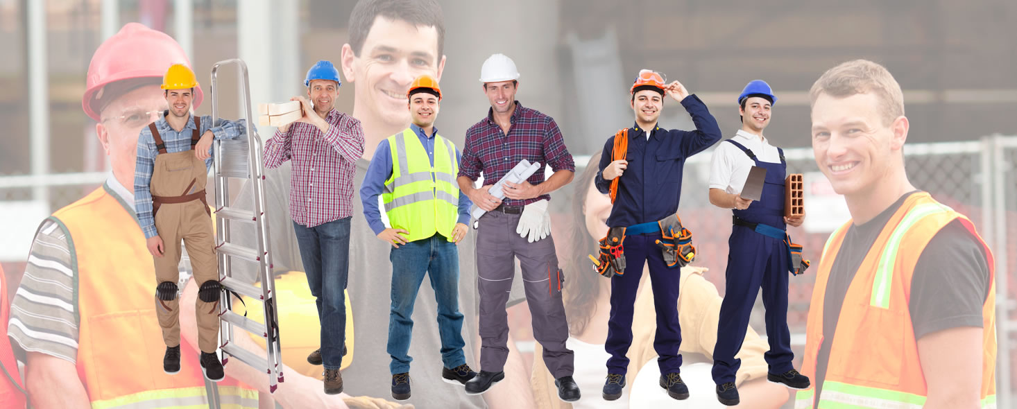 Muncitori in sistem interim